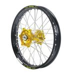 _Talon Excel Kawasaki KX/KXF 03-..19 x 1.85 A 60 Rear Wheel Gold/Black | TW653NGBK | Greenland MX_
