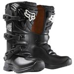 _Fox Comp 3 Youth Boots Black | 05041-001 | Greenland MX_