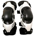 _POD K4 2.0 Orthopedic Knee Braces White/Black   K4024-058-P   Greenland MX_