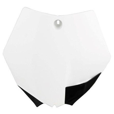 _Polisport KTM SX/ SXF 07-12 Front Plate White   8664400007   Greenland MX_