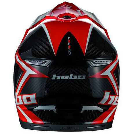 _Hebo MX Legend Carbon Helmet   HC0550R   Greenland MX_
