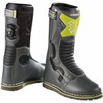 _Hebo Tech Comp Trial Boots Gray | HT1020G | Greenland MX_