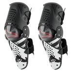 _Alpinestars SX-1 Knee Guards Black/White/Red | 6506316-123-P | Greenland MX_