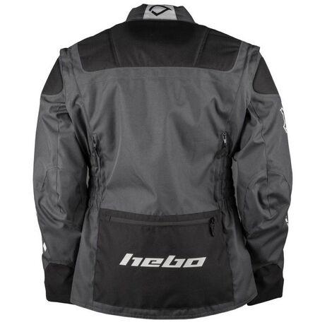 _Hebo Cross-Over Jacket Black   HE4144N   Greenland MX_