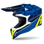 _Airoh Wraap Mood Youth Helmet | WRM18Y | Greenland MX_