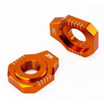 _Zeta KTM EXC/EXC-F 00-.. SX 85 03-14 SX/SX-F ..-12  Rear Axle Block Orange | ZE93-5427 | Greenland MX_