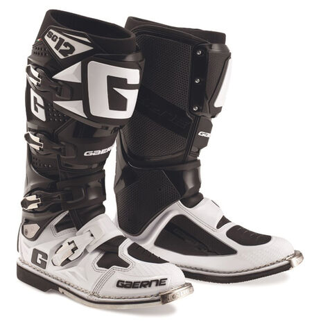 _Gaerne SG12 Limited Edition Boots White/Black   2174-014   Greenland MX_