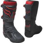 _Fox Comp Boots Black/Red | 25839-017 | Greenland MX_