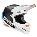 _Thor Sector Shear S20 Helmet | 0110-6240-P | Greenland MX_