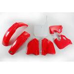 _UFO Honda CR 125 R 93-94 CR 250 R 92-94 OEM Plastic Kit   HOKIT096-999-P   Greenland MX_