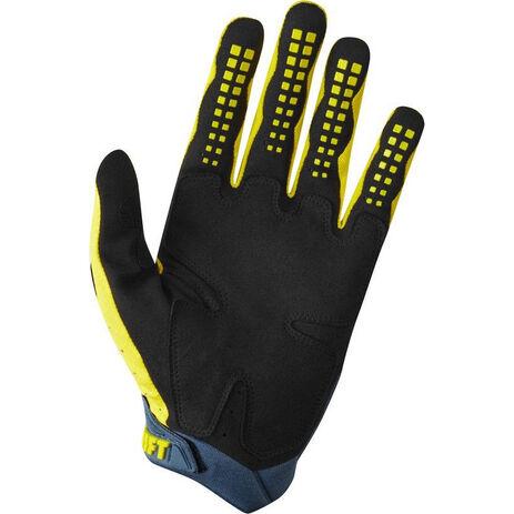 _Shift  3lack Label Pro Gloves Yellow | 21722-079 | Greenland MX_