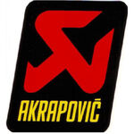 _Akrapovic adhesivel 62x47 mm | SXS02540509 | Greenland MX_
