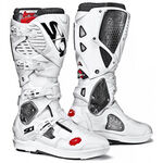 _Sidi Crossfire 3 SRS Boots White | BSD3211100 | Greenland MX_