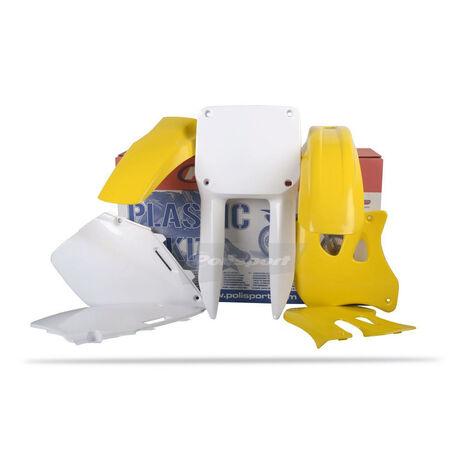 _Polisport Suzuki RM 125/ 250 96-98 Plastic Kit | 90093 | Greenland MX_