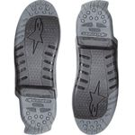 _Alpinestars Tech 7 Replacement Soles Black/Gray | 25SUT7N-11P | Greenland MX_