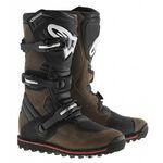 _Alpinestars Tech-T Boots Brown/Black | 2004017-818 | Greenland MX_