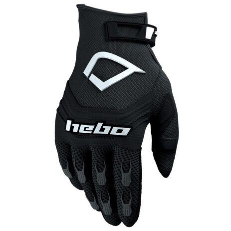 _Hebo Baggy Evo Gloves Black | HE1128N | Greenland MX_