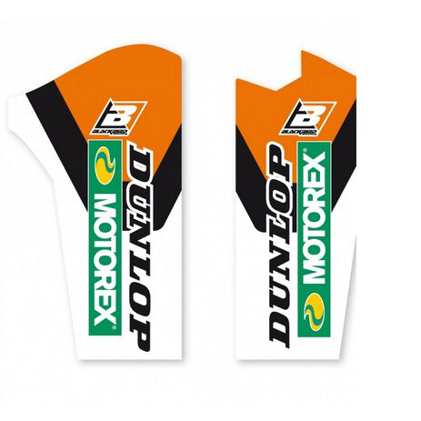_Fork Guard Decals KTM SX/SXF 08-14 EXC 08-15 | 5522N | Greenland MX_