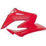 _Polisport Honda CR 125/250 R 02-07 Radiator Coops Red   8427000007   Greenland MX_