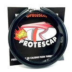 _Silencer Protector Protescap 24-34 cm (2 strokes) Black | PTS-S2T-BK | Greenland MX_