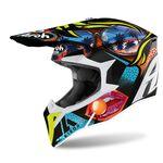 _Airoh Wraap Lollipop Helmet Multicolor   WRL35   Greenland MX_