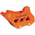_Chain guide TMD FEKTM EXC 08-.. SX 07-15 Husqvarna 14-.. Sherco 10-.. orange | RCG-KT3-OR | Greenland MX_