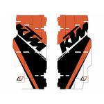 _Blackbird Radiator Louver Decal Kit Réplica Team Trophy KTM SX/SXF 13-15 EXC 14-16 | A501R17 | Greenland MX_