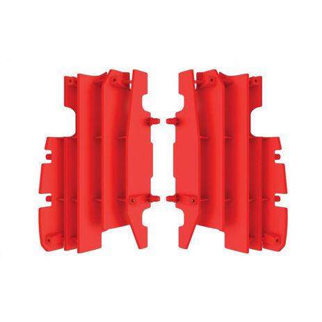 _Honda CR 125/250 R 05-07 Radiator Louver Kit Red   8459800002   Greenland MX_