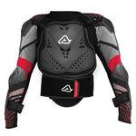 _Acerbis Scudo 2.0 Junior Body Armour Black/Red | 0017767.319 | Greenland MX_