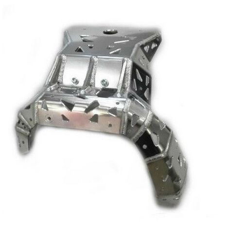 _P-Tech Skid Plate with Exhaust Pipe Guard Beta Xtrainer 15-19 | PK008 | Greenland MX_