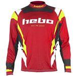 _Hebo Trial Race Pro III Jersey | HE2174R-P | Greenland MX_