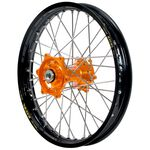 _Talon-Excel KTM SX/SXF 12-.. Husqv. FC/TC 16-.. 19 x 1.85 (Axle 25MM) Rear Wheel orange-black | TW693NORBK | Greenland MX_