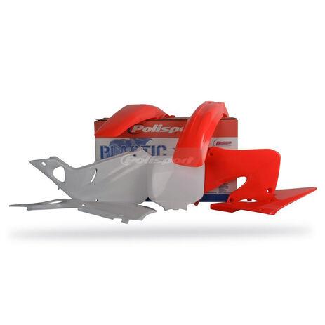 _Polisport CR 125 98-99 CR 250 97-99 plastic kit   90080   Greenland MX_