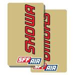 _Tj vinyl fork protectors showa SFF Air   TJFSSHSFF   Greenland MX_