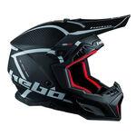 _Hebo MX Legend Carbon Helmet | HC0550N | Greenland MX_