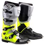 _Gaerne SG12 Boots Grey/Yellow Fluo/Black | 2174-079 | Greenland MX_