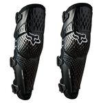 _Fox Titan Pro D3O Knee Guards | 25190-001-P | Greenland MX_