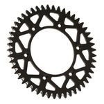 _Gnerik Aluminium Rear Sprocket Honda CR/CRF Black | GK-T5063BK | Greenland MX_