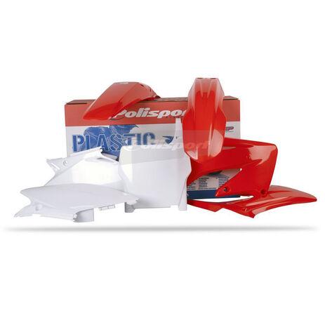 _Polisport CR 125/250 04-07 plastic kit | 90082 | Greenland MX_