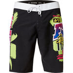 _Fox Castr Boardshort | 24841-001-P | Greenland MX_