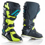 _Acerbis X-Move 2.0 Boots Yellow Fluo/Gray | 0017719.277 | Greenland MX_