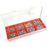 _Metric 6 Flange Head Bolt Hardware Kit 200 Pc | RM221715 | Greenland MX_