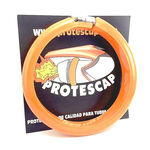 _Silencer Protector Protescap 24-34 cm (2 strokes) Orange Fluor | PTS-S2T-ORF | Greenland MX_