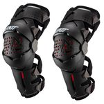 _Leatt Z-Frame Knee Guard Black | LB501901025 | Greenland MX_