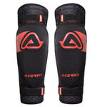 _Acerbis Soft Elbow Guards Black/Red | 0023456.323 | Greenland MX_