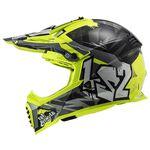 _LS2 Fast EVO MX437 Crusher Helmet | 404373412-P | Greenland MX_