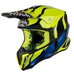 _Airoh Twist Great Helmet Yellow | TWGR17 | Greenland MX_