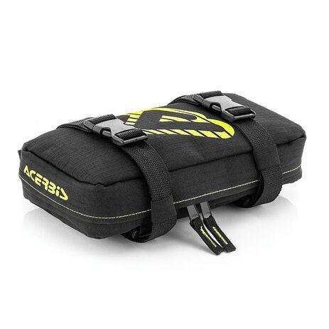 _Acerbis Front Tool Bag Black/Fluor | 0022013.318 | Greenland MX_