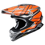 _Shoei Helmet VFX-WR Glaive TC-8 | VFXWRGTC80 | Greenland MX_