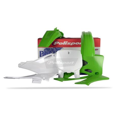 _Polisport Kawasaki KX 125/250 99-02 Plastic Kit | 90089 | Greenland MX_